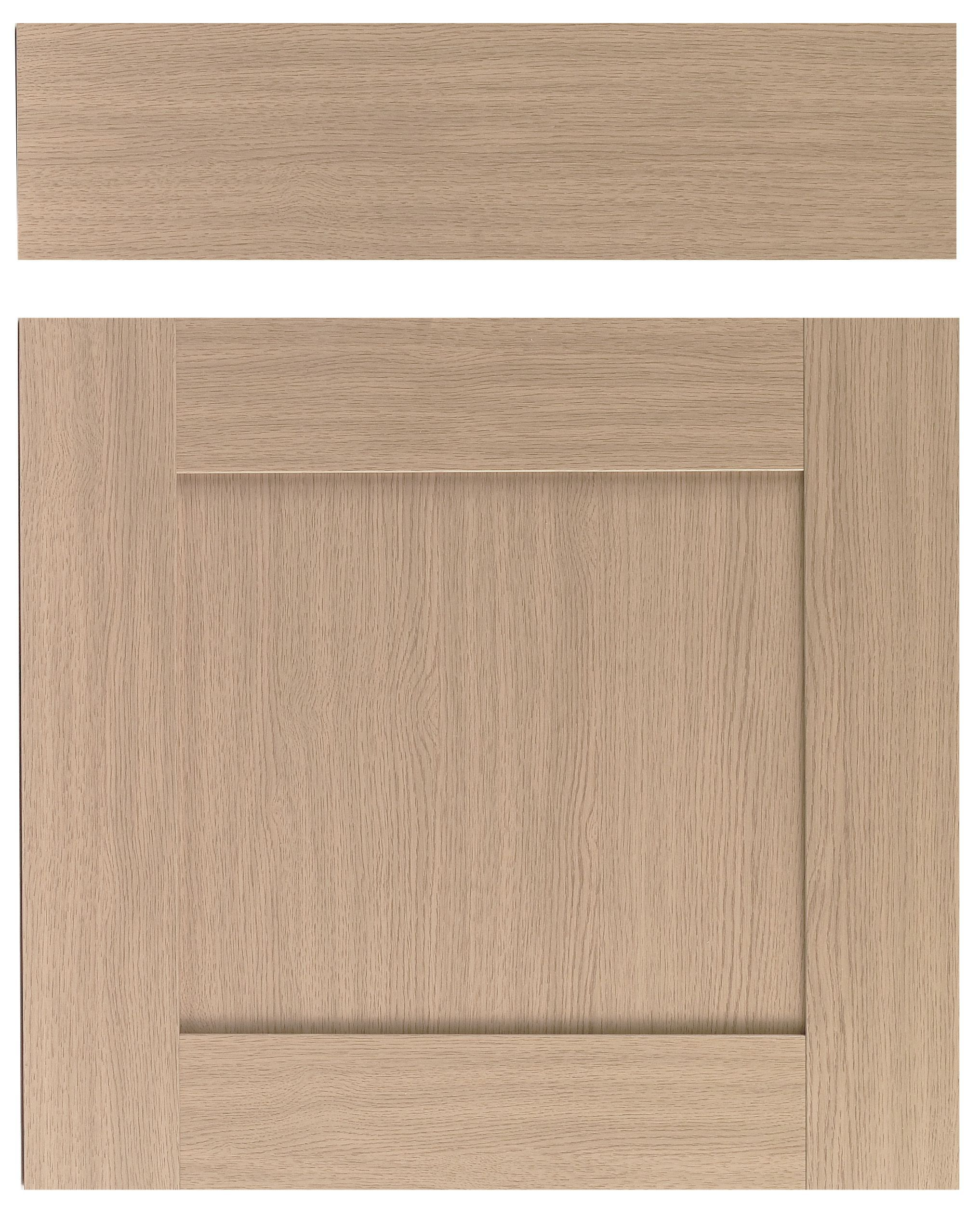 IT Kitchens Westleigh Textured Oak Effect Shaker ...