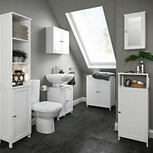 New lower price on selected bathroom furniture
