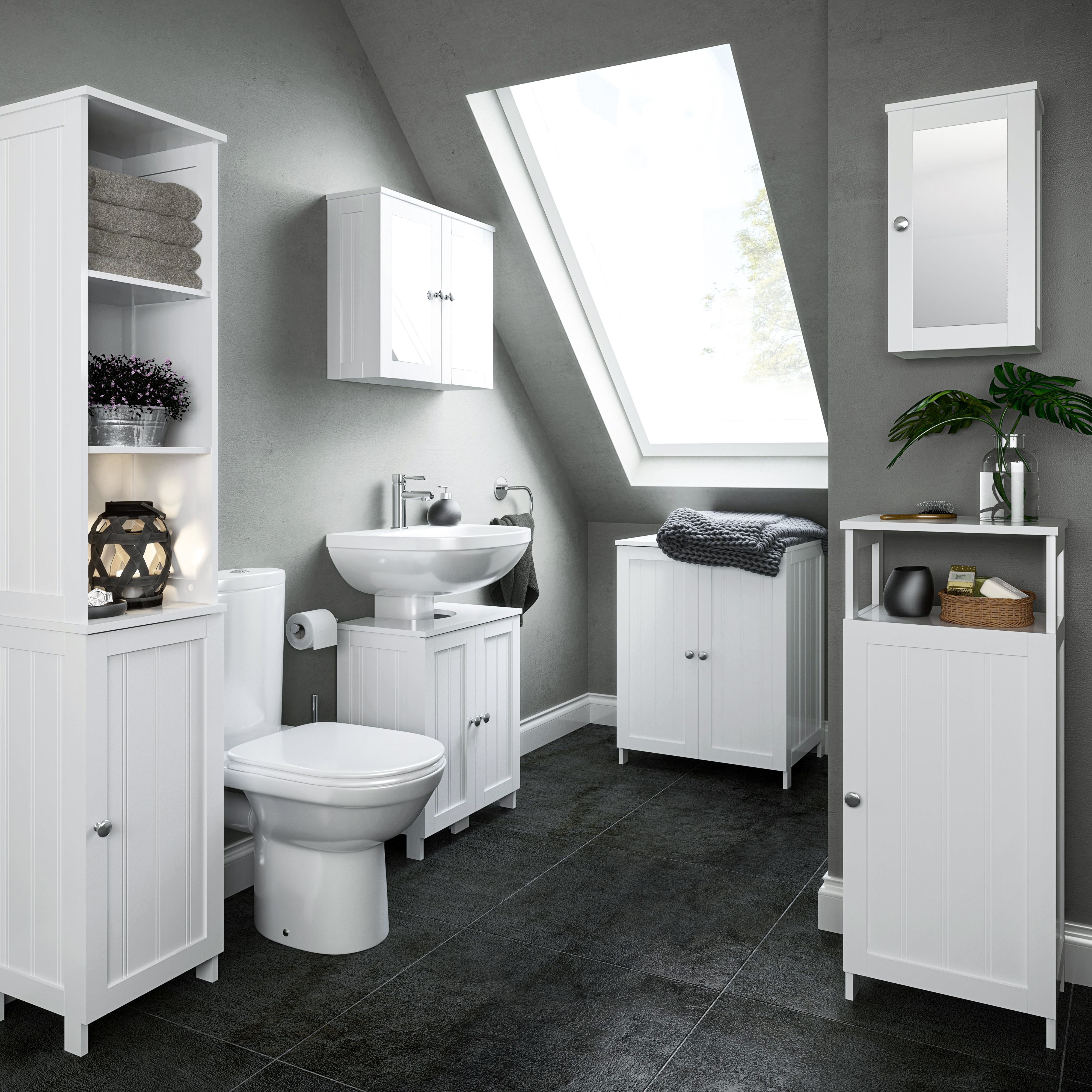 nicolina bathroom furniture