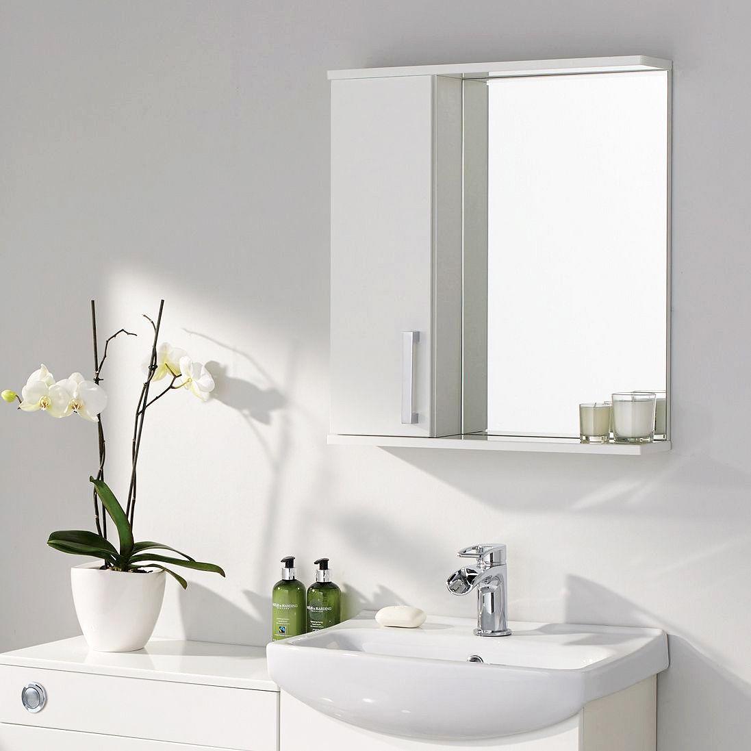 bathroom cabinets b q