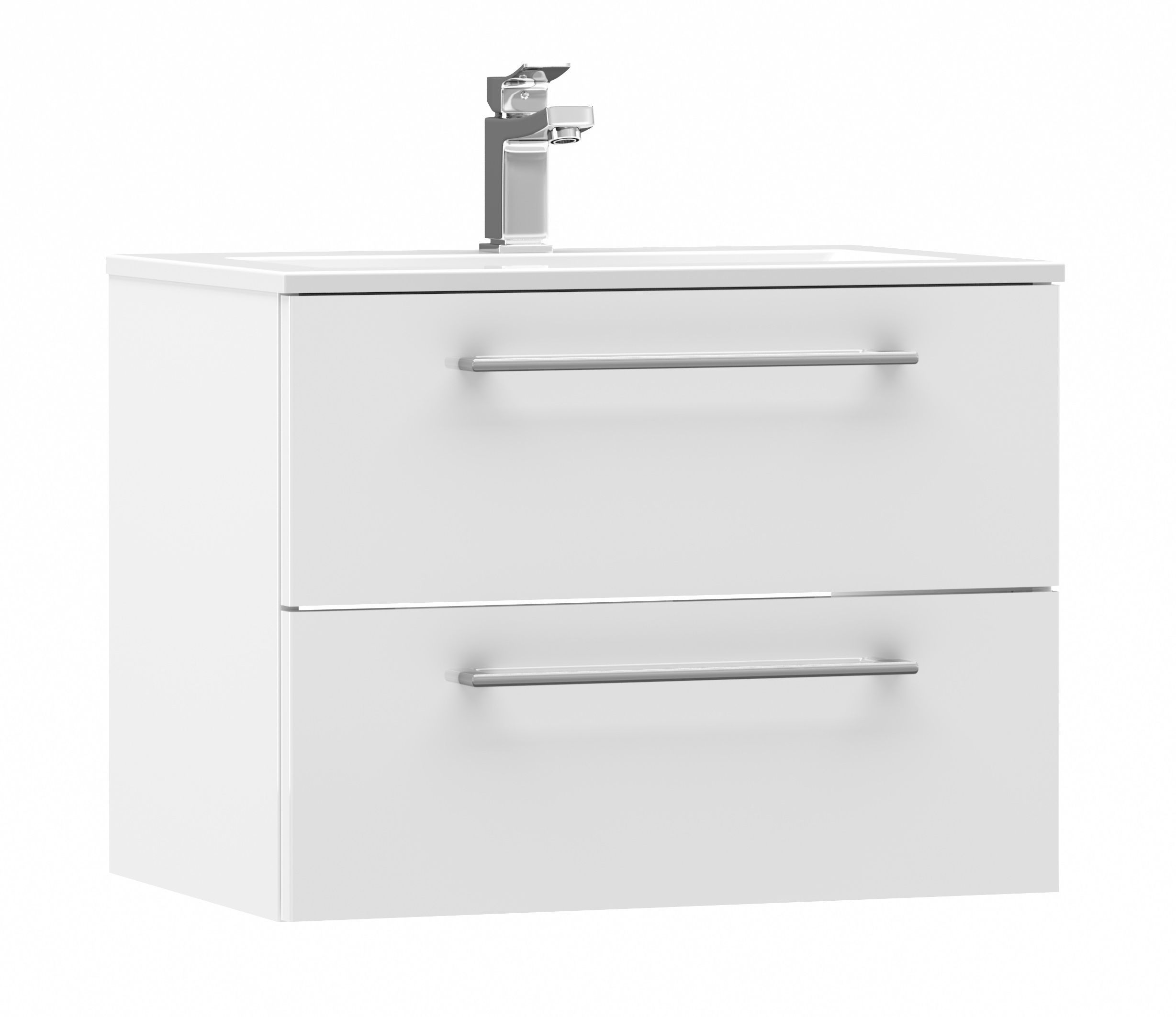 Cooke Lewis Paolo Gloss White Vanity Unit Basin Set Departments
