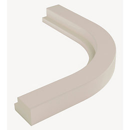 Cooke & Lewis Textured Cashmere Curved External