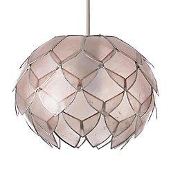Colours Elvira Pink Artichoke Lamp Shade (D)20cm
