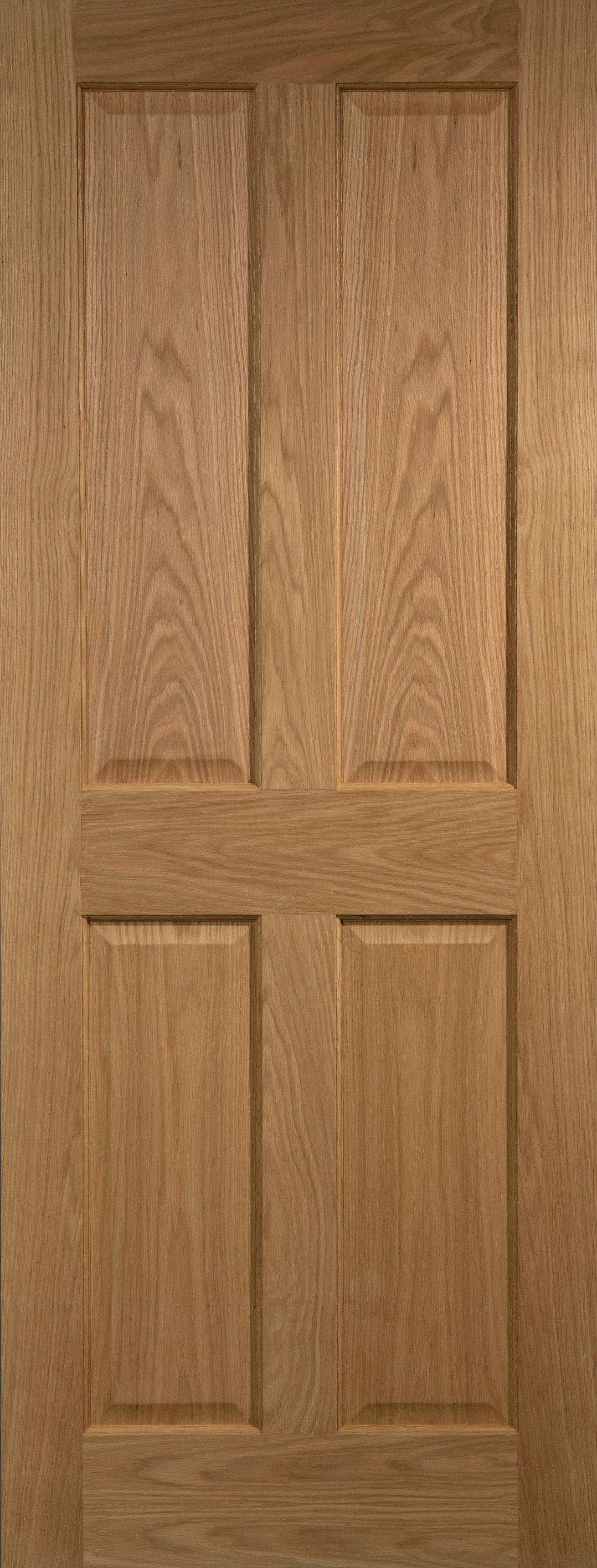4 panel prefinished oak unglazed internal standard door h1981mm 4 panel prefinished oak unglazed internal standard door h1981mm w762mm departments diy at bq eventelaan Choice Image