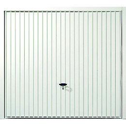 Virginia Framed Retractable Garage Door