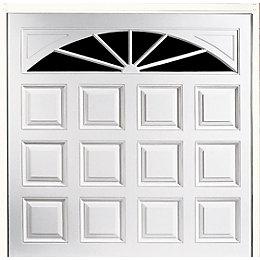 Washington Framed Retractable Garage Door