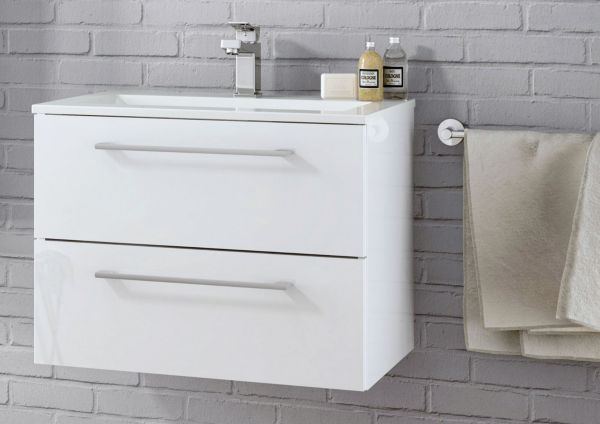 Bathroom Vanity Units Cabinets  Furniture Storage DIY at B Q