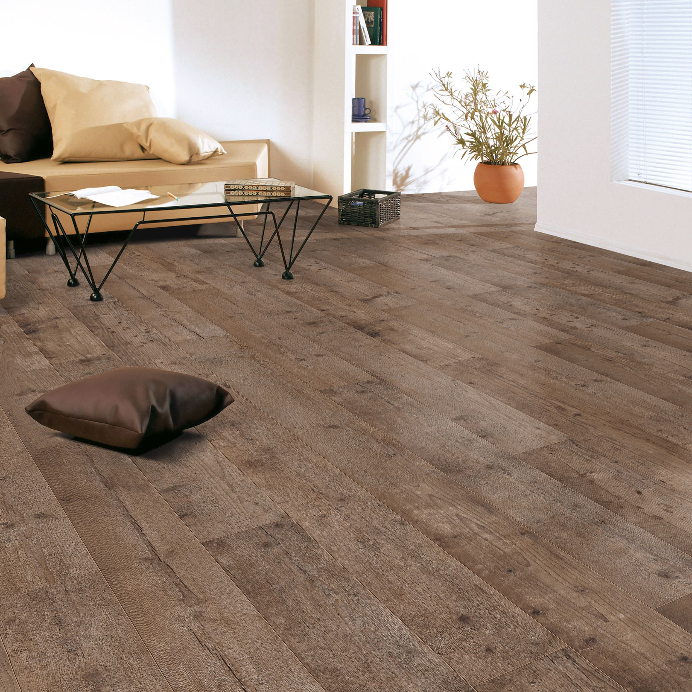Sicily laminate flooring 199 m pack departments diy at bq marialoaizafo  Gallery