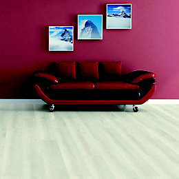 Barranco Cream Painted Wood Effect Laminate Flooring 2.13