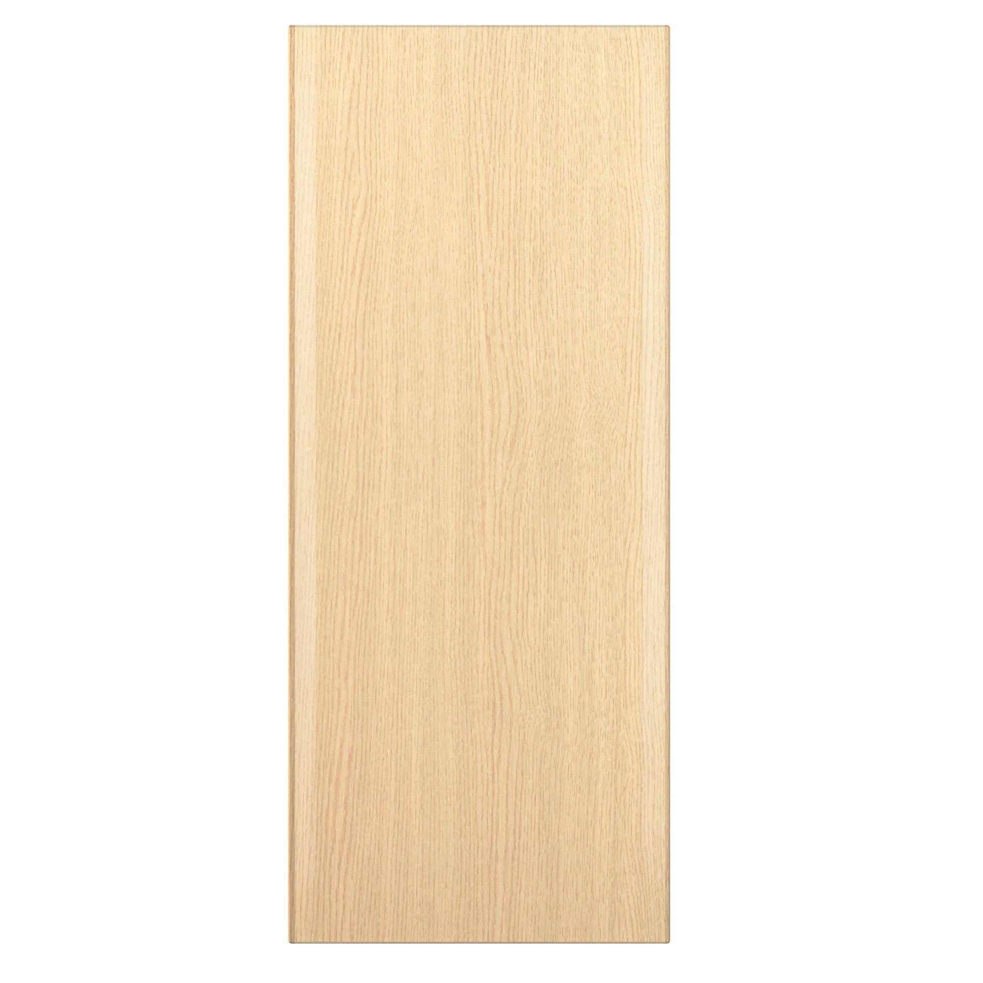 It Kitchens Oak Effect Wall End Replacement Panel 290 Mm