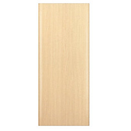 IT Kitchens Oak Effect Wall End Replacement Panel