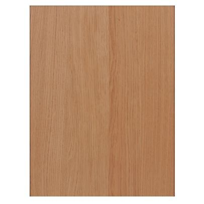 It Kitchens Oak Effect Base End Replacement Panel 570 Mm