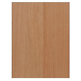 IT Kitchens Oak Effect Base End Replacement Panel