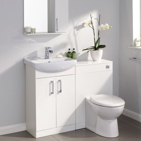 ardenno freestanding bathroom furniture - Bathroom Cabinets Sink