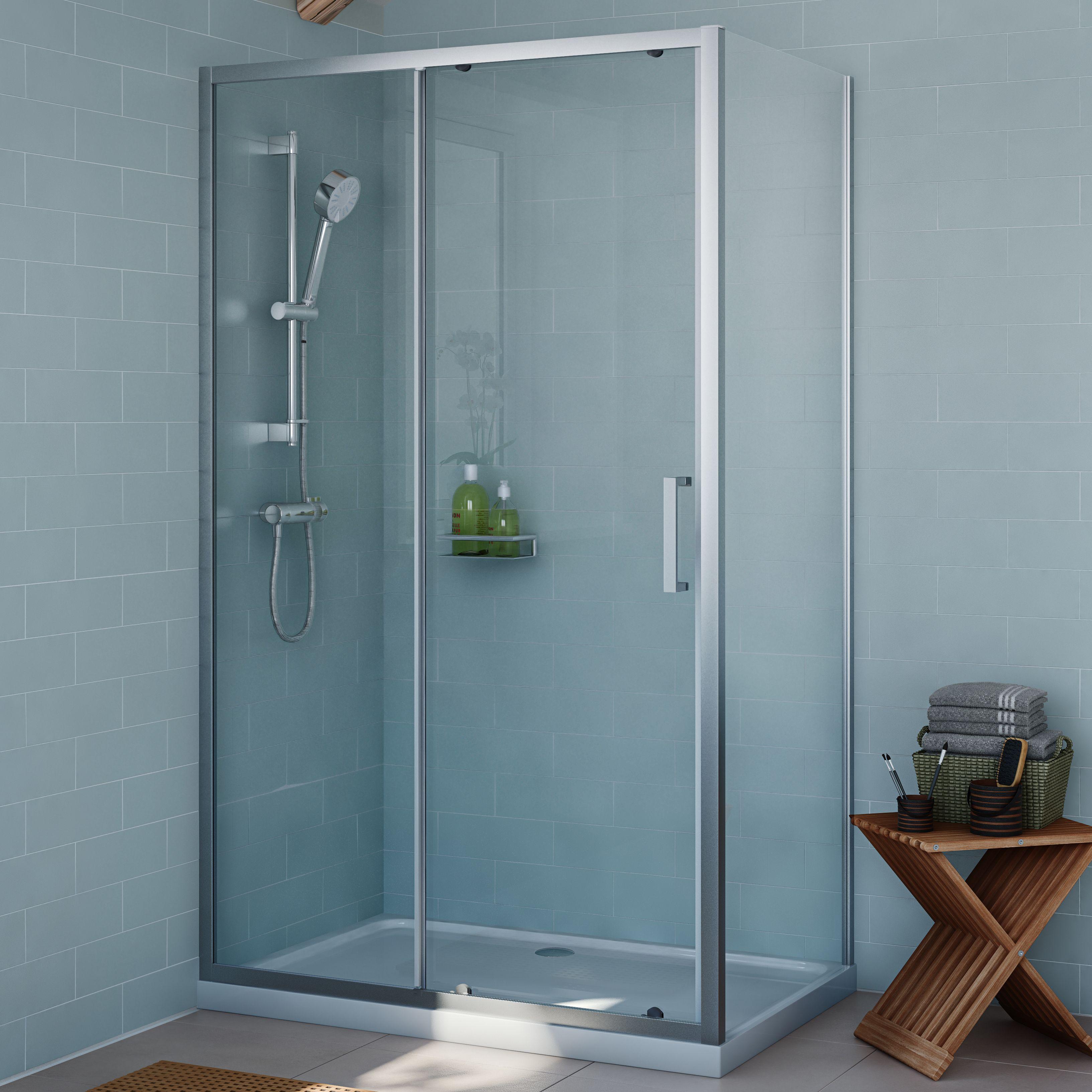 Cooke Amp Lewis Exuberance Rectangular Shower Enclosure With