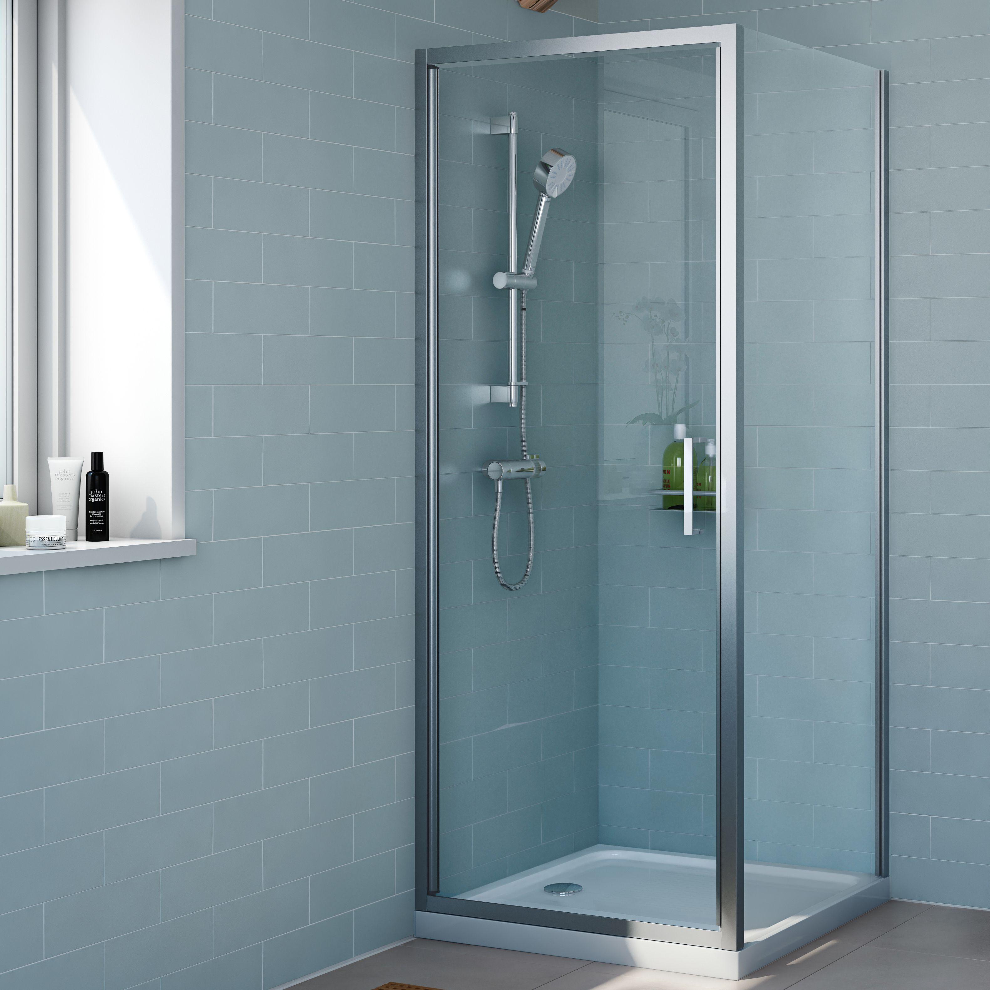 Cooke Amp Lewis Exuberance Square Shower Enclosure With