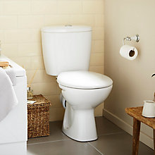 Plumbsure Truro Close-coupled toilet