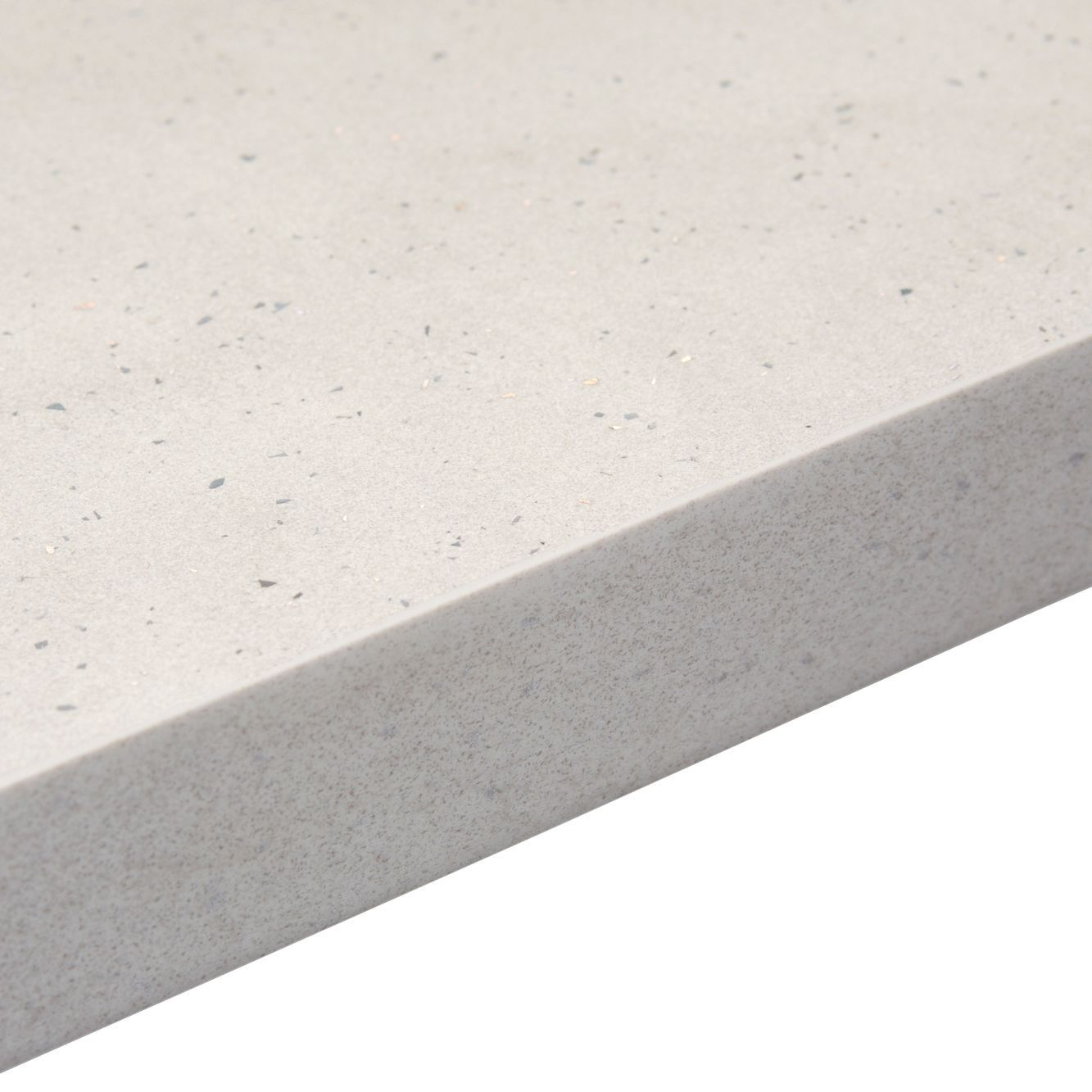38mm astral dove stone effect square edge worktop l 3000mm d