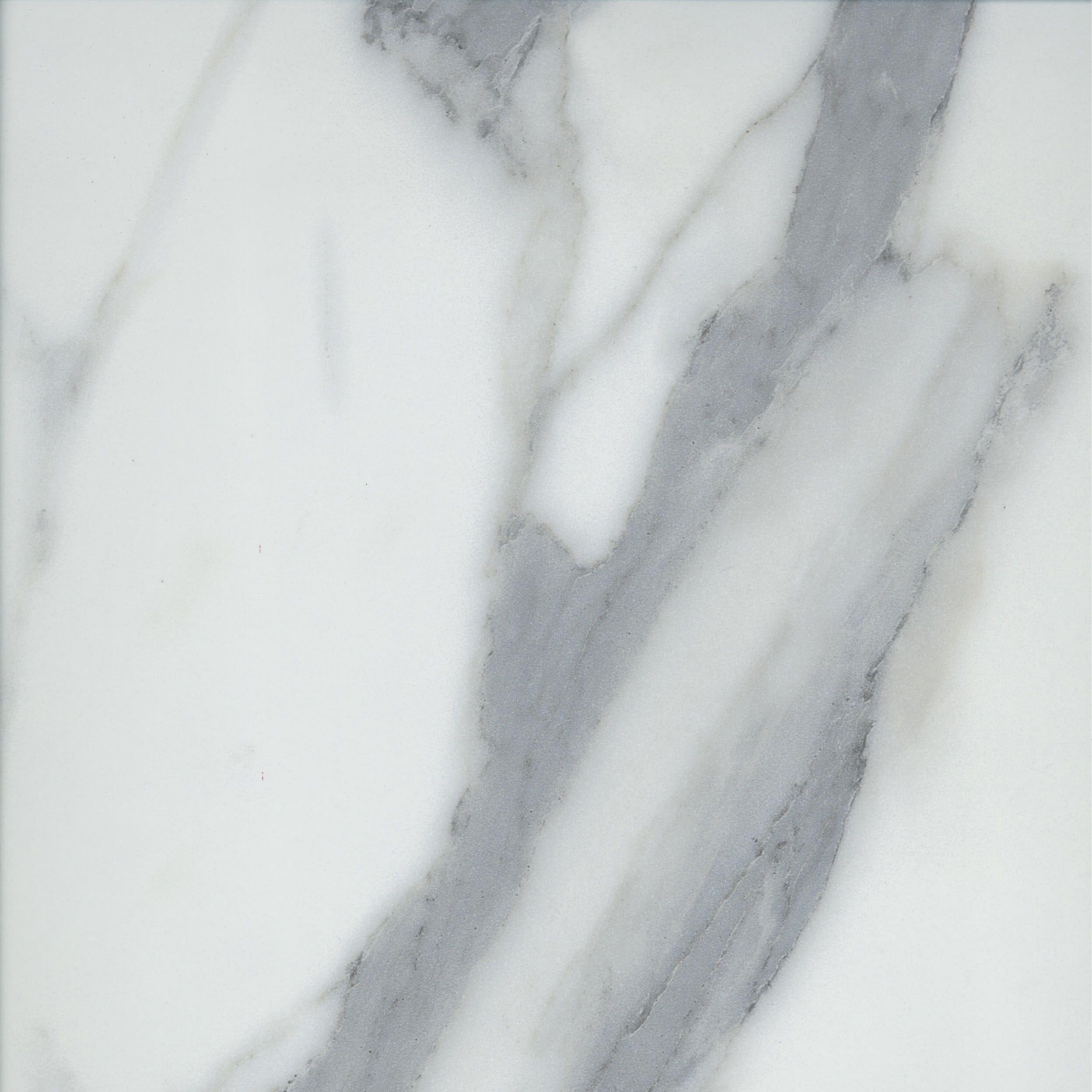 Bathroom worktops b q - Marble Veneto Soft White Stone Effect Worktop Edging Tape L 3m Departments Diy At B Q