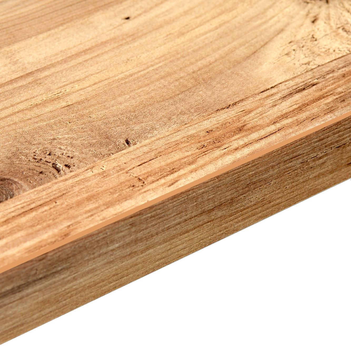 Bq Kitchen Flooring 38mm Bq Mississippi Pine Square Edge Kitchen Worktop L3m D