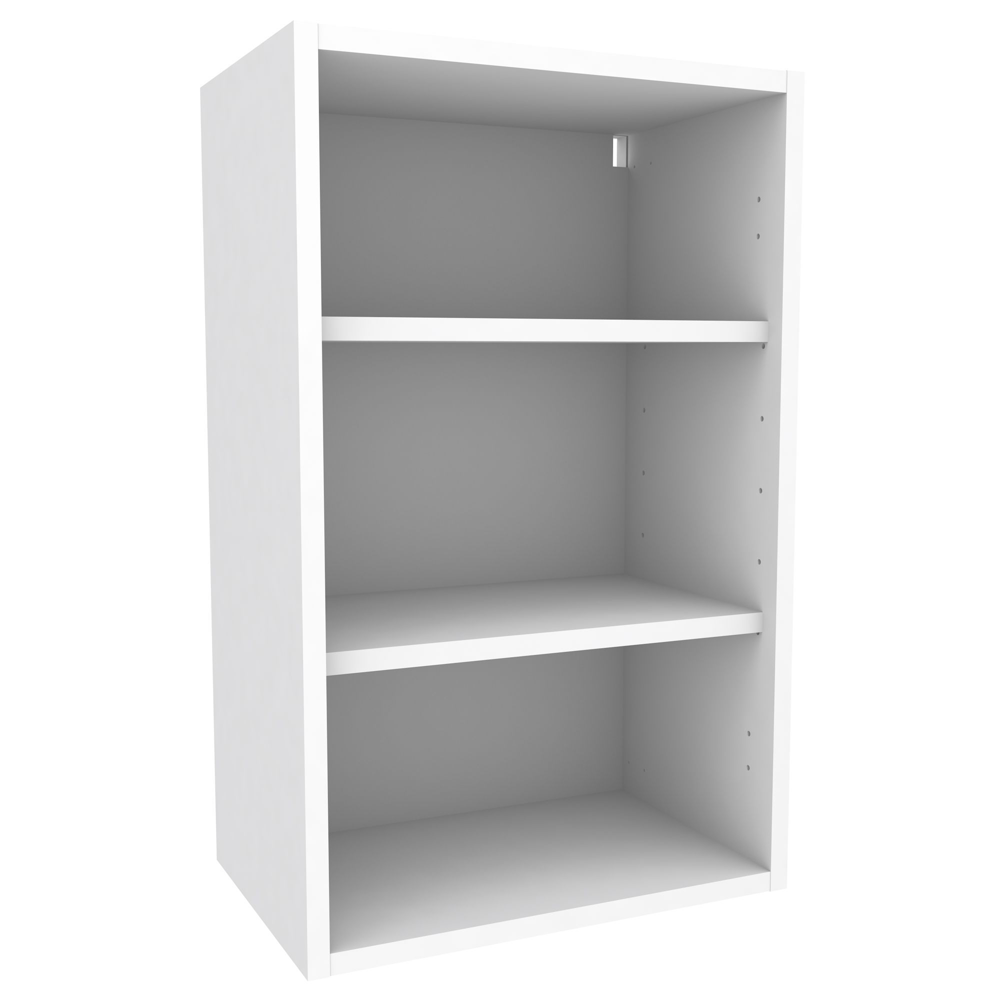 Cooke & Lewis White Standard Wall Cabinet (w)450mm  Departments  Diy At  B&q