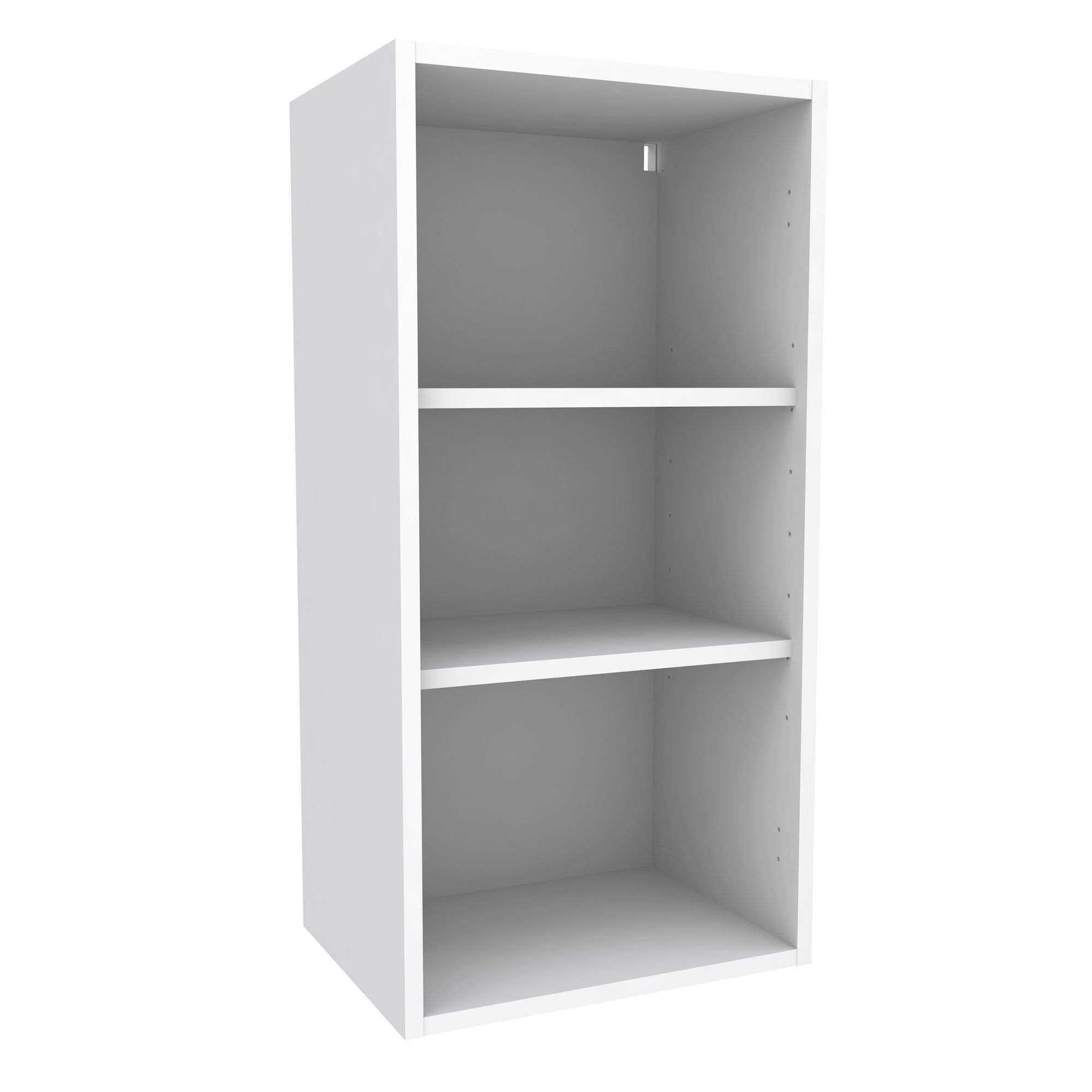 Cooke & Lewis White Standard Tall Wall Cabinet (w)450mm