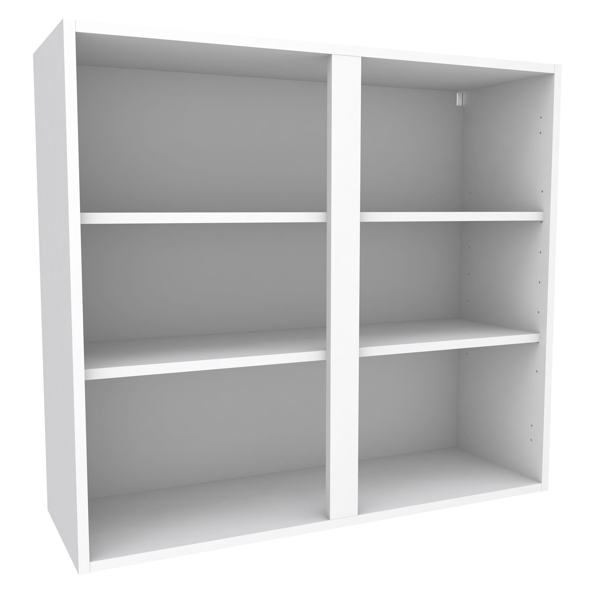 Cooke U0026 Lewis White Standard Tall Wall Cabinet (W)1000mm | Departments |  DIY At Bu0026Q.