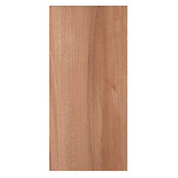 IT Kitchens Walnut Effect Wall End Replacement Panel