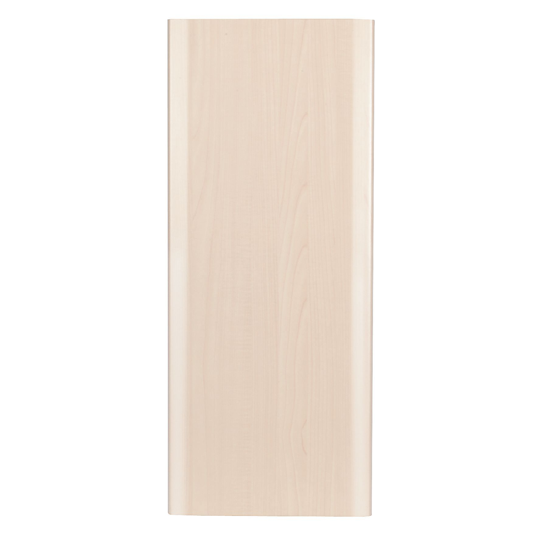 It Kitchens Maple Effect Wall End Replacement Panel 290 Mm
