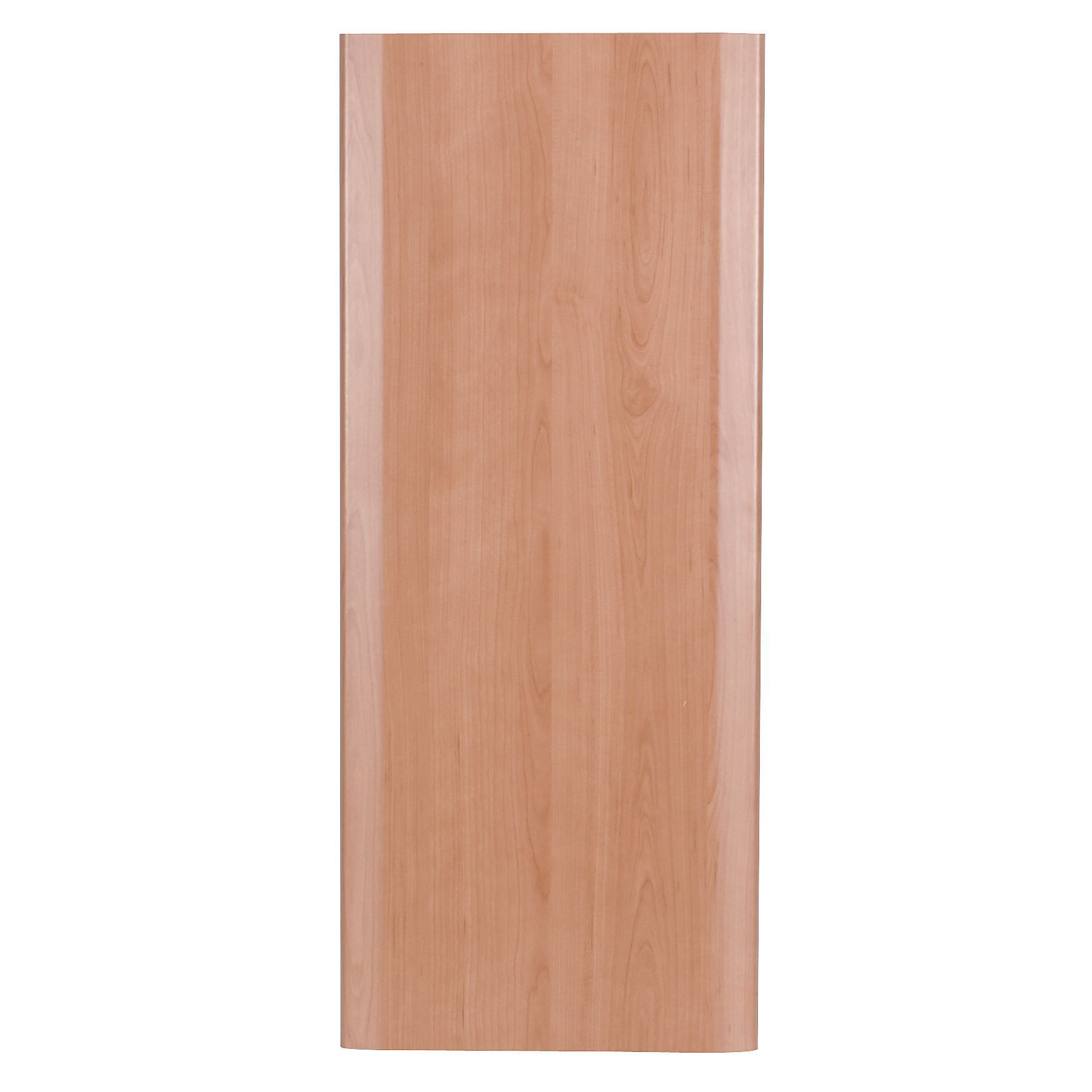 It Kitchens Cherry Effect Wall End Replacement Panel 290 Mm