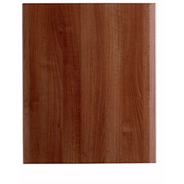 IT Kitchens Walnut Effect Base End Replacement Panel