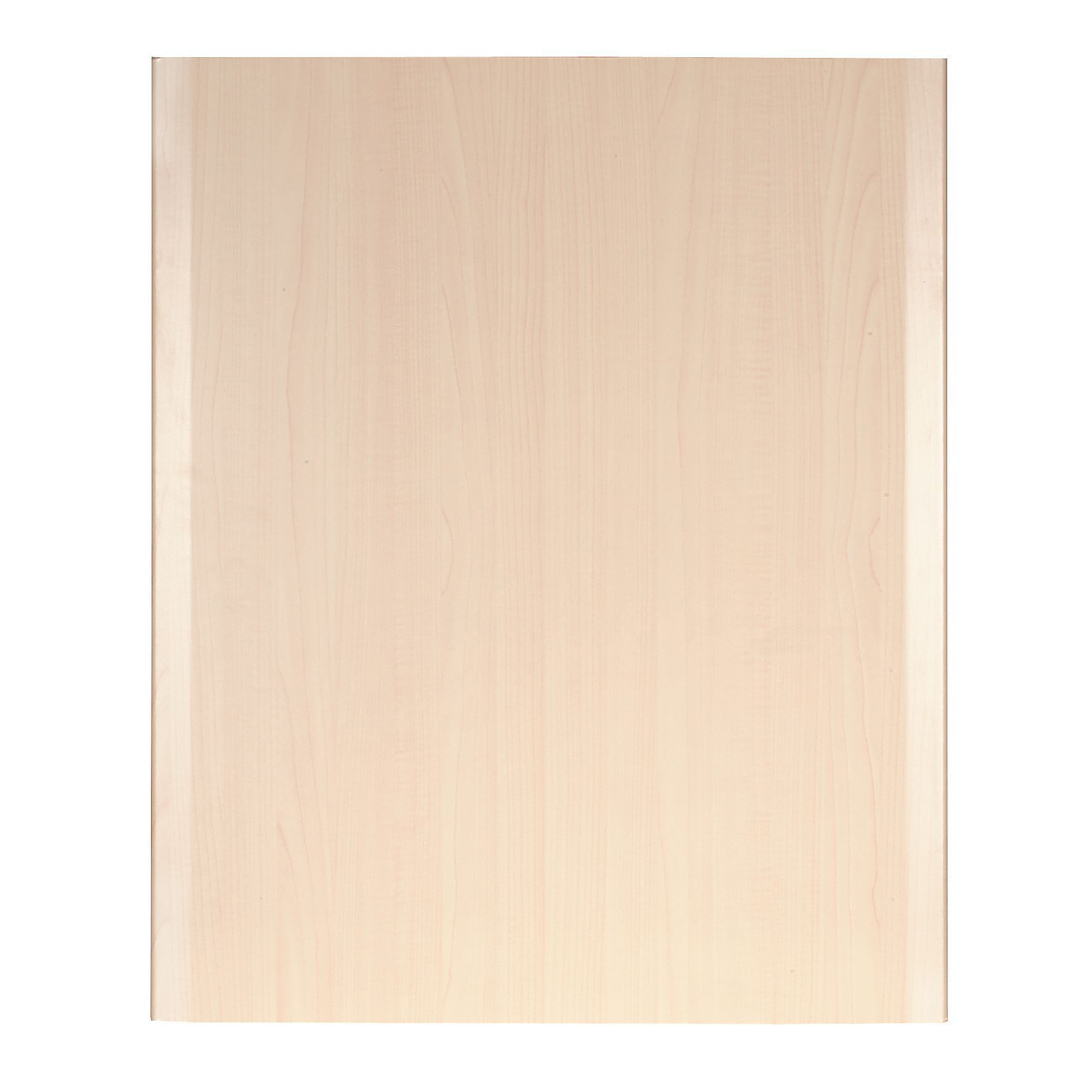 It Kitchens Maple Effect Base End Replacement Panel 570 Mm