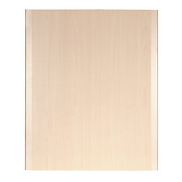 IT Kitchens Maple Effect Base End Replacement Panel