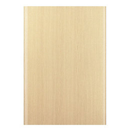 IT Kitchens Textured Oak Effect End Support Panel