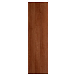 IT Kitchens Walnut Effect Tall End Replacement Panel