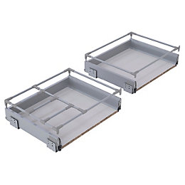 Cooke & Lewis Premium Soft Close Deep Drawer