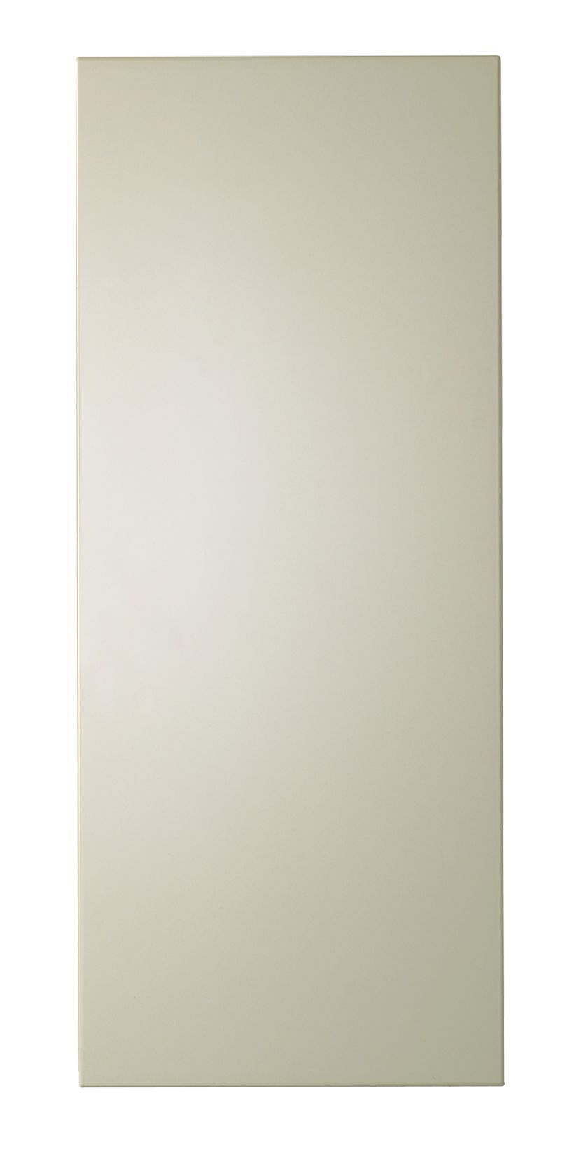 It Kitchens Santini Gloss Cream Slab Wall End Replacement Panel 290 Mm