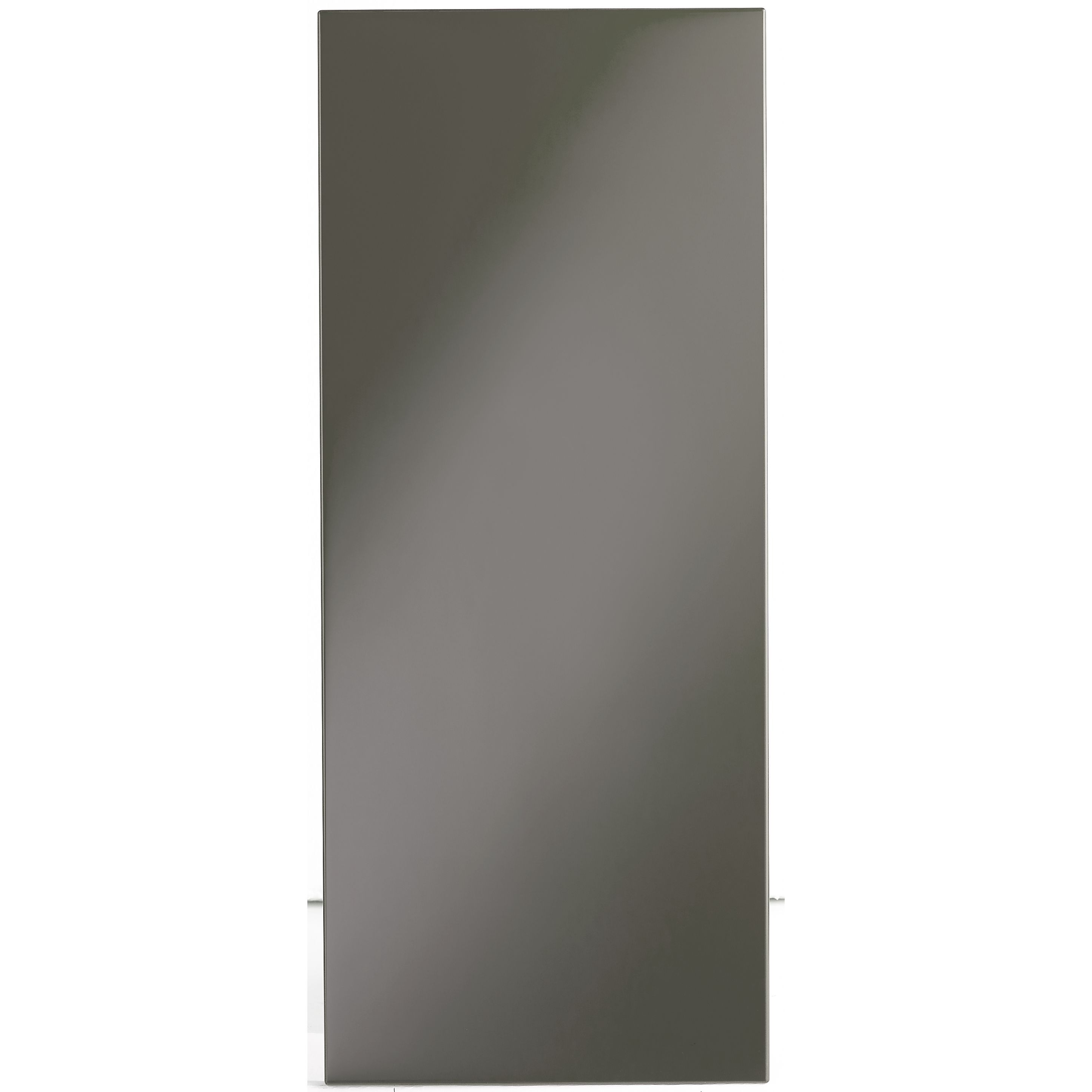 It Kitchens Santini Gloss Anthracite Slab Wall End Replacement Panel 290 Mm