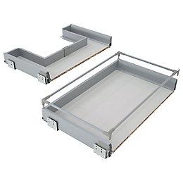 IT Kitchens Premium Soft Close Under Sink Drawer