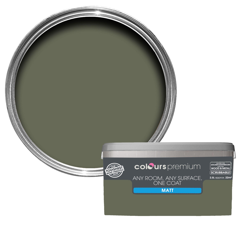 B Q Premium Paint