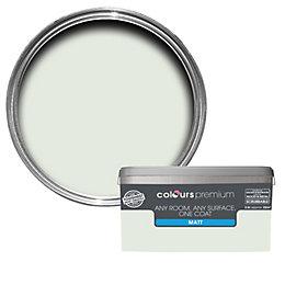 Colours Premium Cucumber Mist Matt Emulsion Paint 2.5L