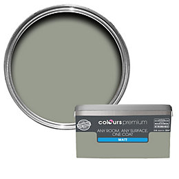 Colours Premium Fossilised Matt Emulsion Paint 2.5L