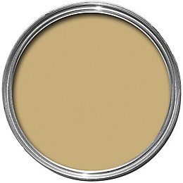 Colours Premium Golden Turmeric Matt Emulsion Paint 2.5L,glitter