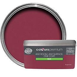 Colours Premium Bougainvillea Silk Emulsion Paint 2.5L