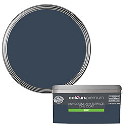 Colours Premium Any Room One Coat Deep Blue