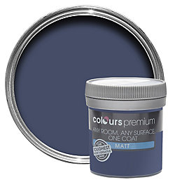Colours Premium Beach Hut Matt Emulsion Paint 50ml