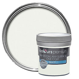 Colours Premium Cucumber Mist Matt Emulsion Paint 50ml