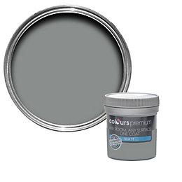 Colours Premium Metropolitan Matt Emulsion Paint 50ml Tester
