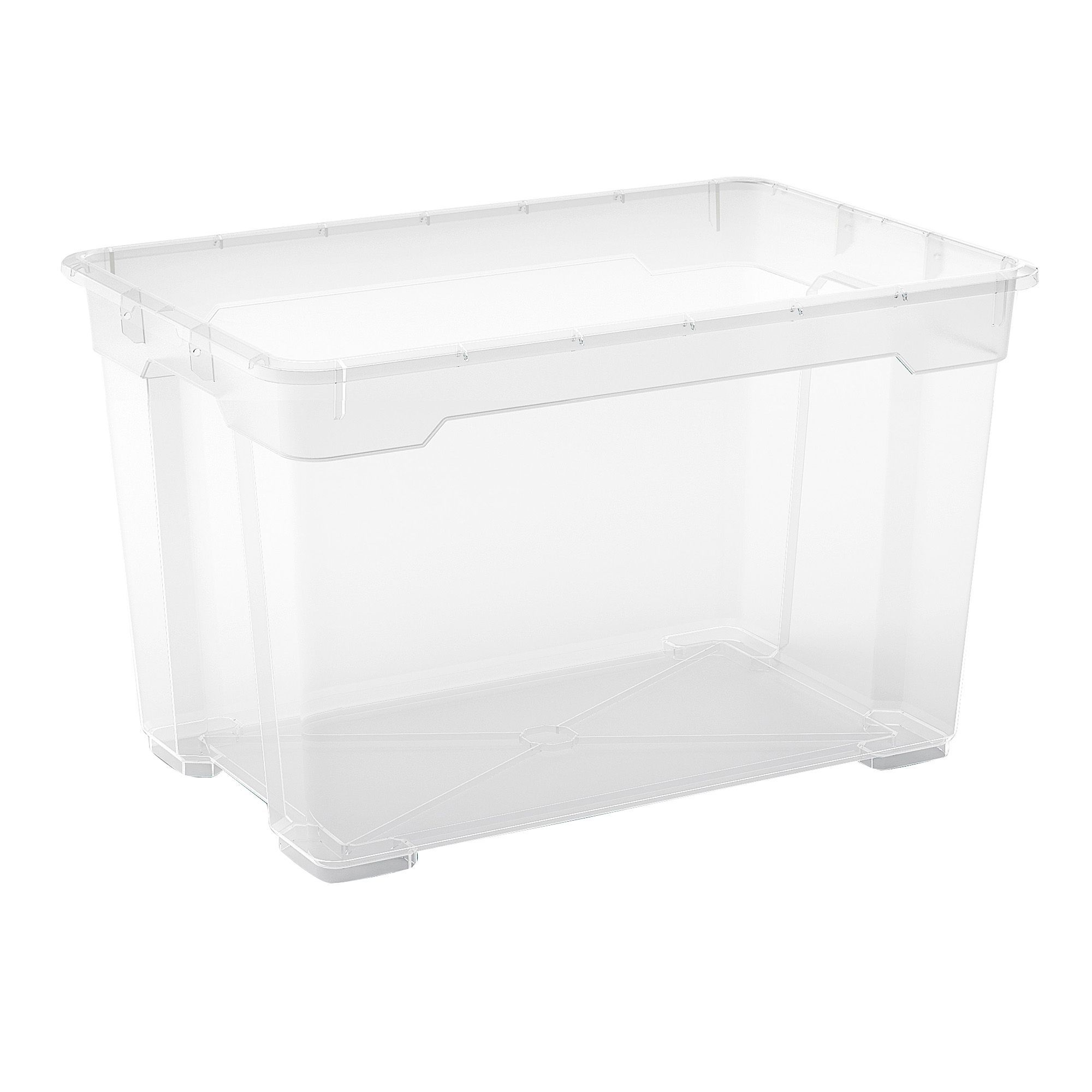 Form Flexi Store Xl 57l Plastic Storage Box Departments