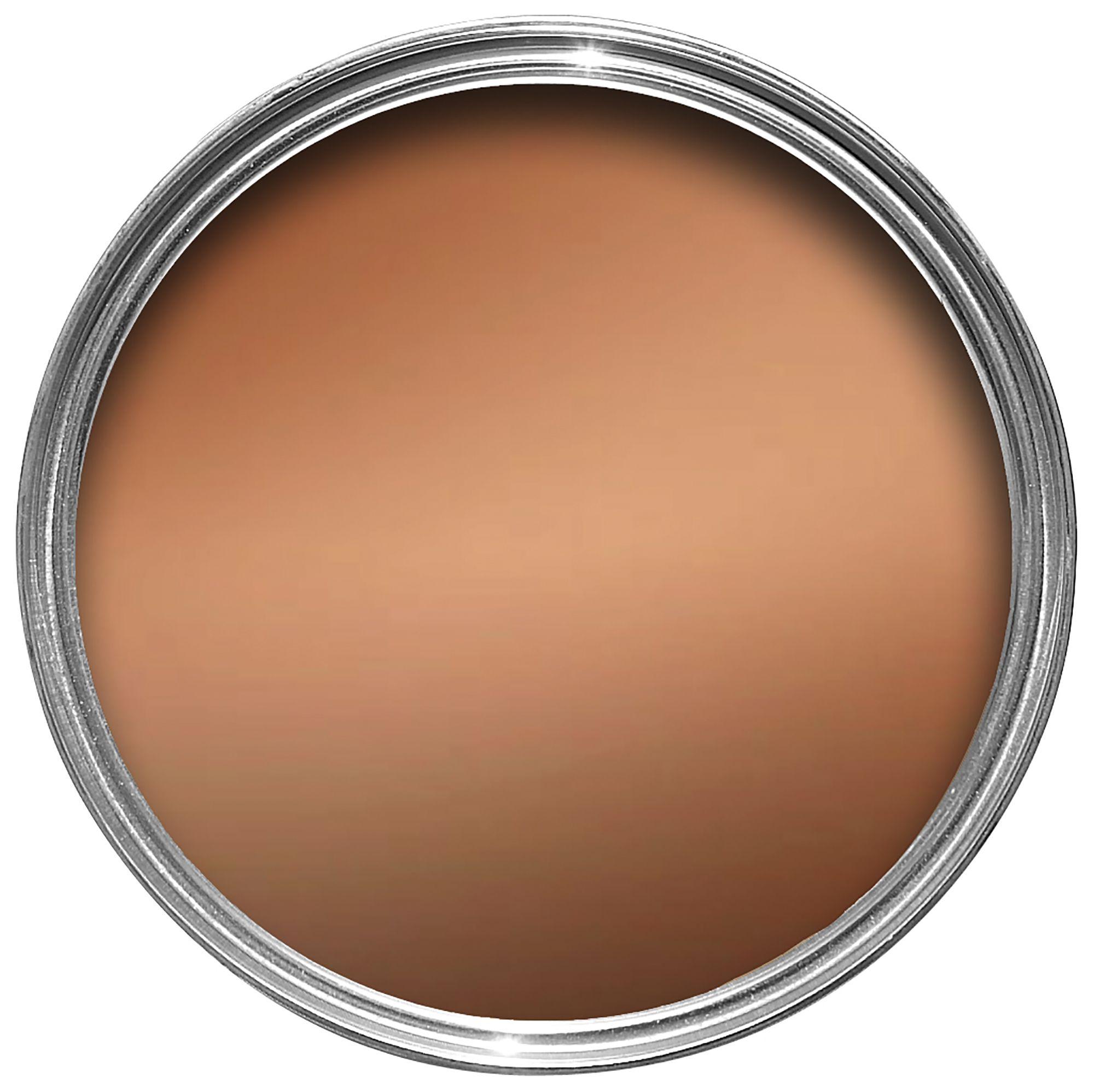 Colours Feature Wall Copper Effect Metallic Emulsion Paint